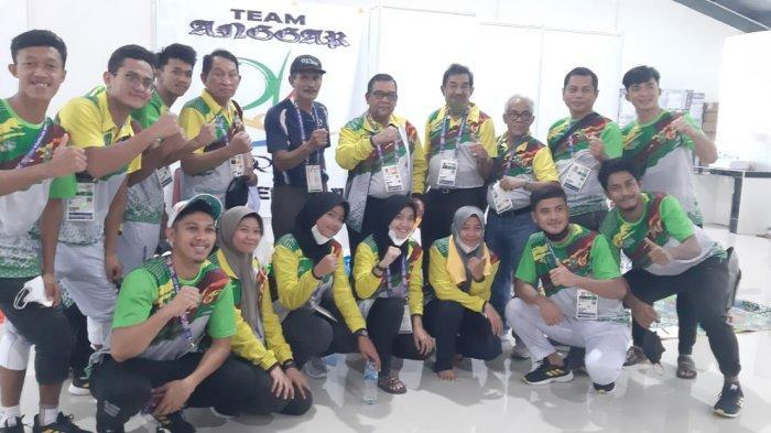 Senin Siang Riau Raih 6 Emas,5 Perak,5 Perunggu, Posisi 7 di Klasemen Sementara Medali PON 2021