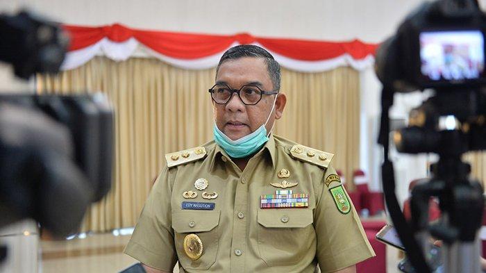 Sebelum Tutup Usia, Almarhum Al Azhar Sempat Sampaikan Ganjalan Ini ke Wakil Gubernur Riau