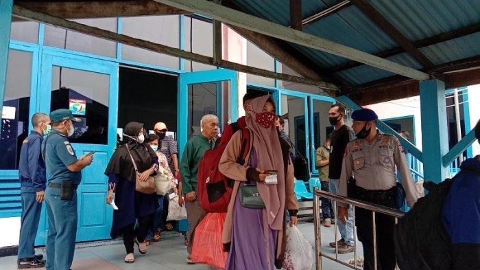 Wajib Sertifikat Vaksin Covid-19, Penumpang Perjalanan Keluar Masuk Kepulauan Meranti Riau