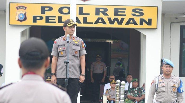 Siapkan Dokumen Jika Tak Ingin Ditilang,Polres Pelalawan Riau Gelar Operasi Zebra 14 Hari
