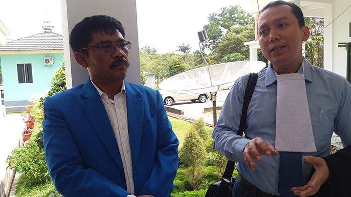 Kasasi Ditolak dan Dihukum Setahun Penjara, Kejari Siak Kirim Surat Eksekusi untuk Nelson Manalu