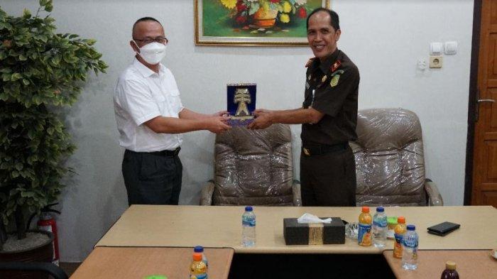 Kejaksaan Tinggi Jambi Menerima Kunjungan Silaturahmi PT PLN (Persero)