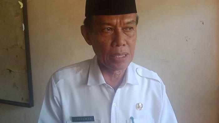 Wabup Pelalawan Riau Belum Tahu Camat Langgam Mengundurkan Diri, Kolega Saparundin Memilih Bungkam