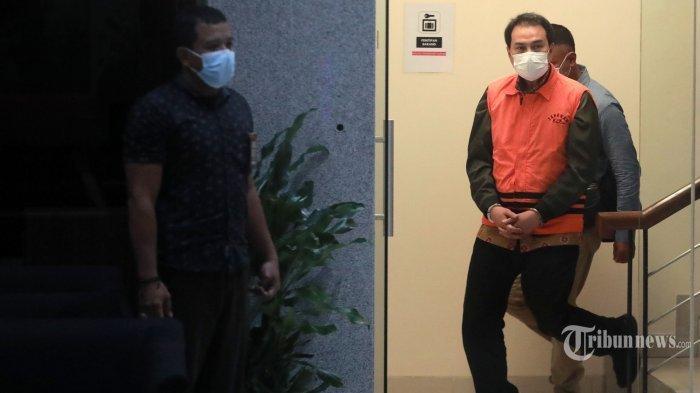 Azis Syamsuddin Transfer Uang Muka Suap Rp 200 Juta ke Rekening Maskur Lewat Rekening Pribadinya