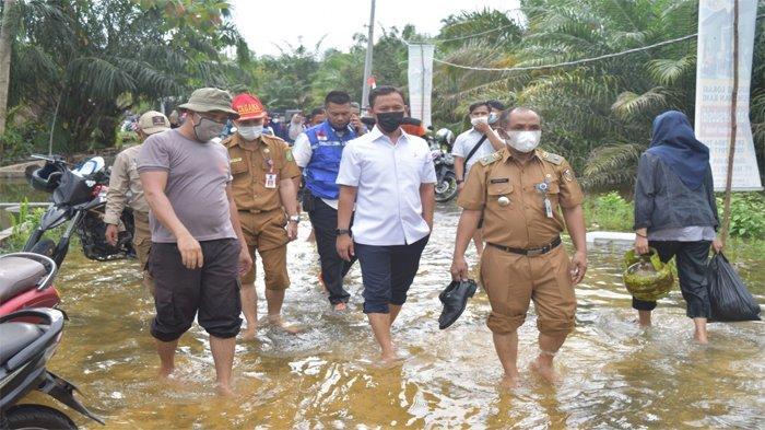 Banjir di Pekanbaru Tak Kunjung Tuntas, DPRD Riau Akan Panggil Kadis PU Riau dan Pekanbaru