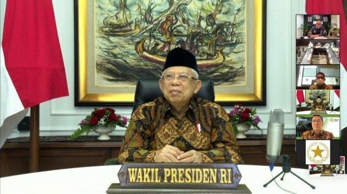Wapres RI Dukung Konversi Bank Riau Kepri Syariah