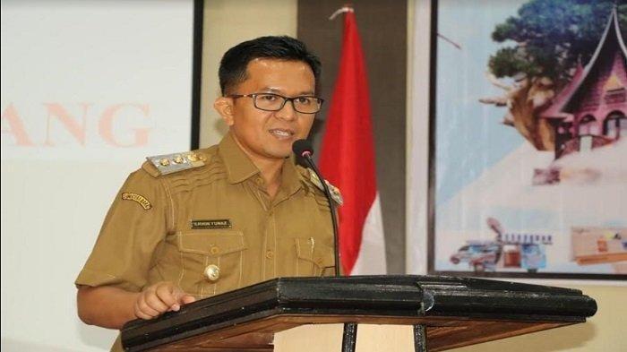 Wakil Wali Kota Payakumbuh Erwin Yunaz Terkonfirmasi Positif Covid-19 Setelah Kontak dengan Teman