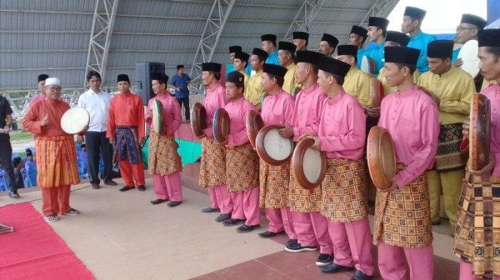 25 Grup Ikuti Festival Rebana dan Kompang Ramadhan di Dumai