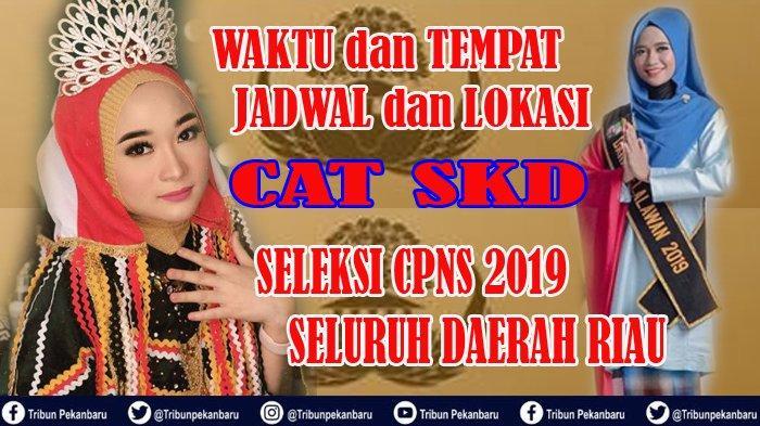 Sekdako Pekanbaru M Noer MBS : Tidak Ada Celah Curang, Ini Jadwal CAT SKD CPNS 2019 Pemko Pekanbaru