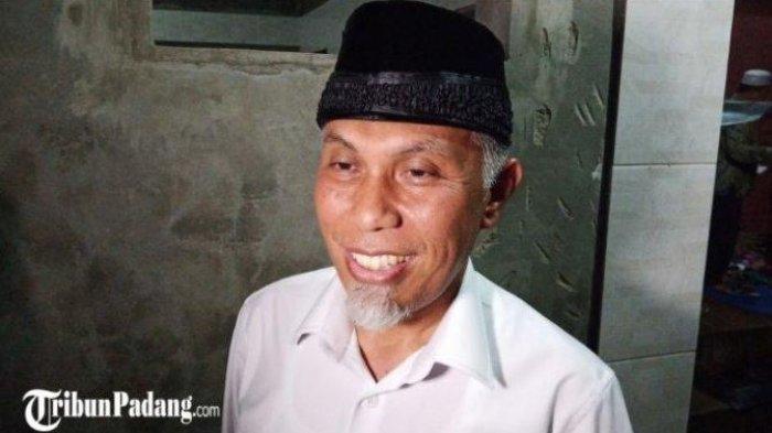 Calon Gubernur Sumatera Barat, Mahyeldi Ansharullah