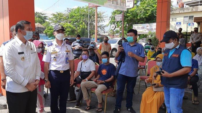 Tambah Lima Unit Bus Vaksinasi Covid-19 Keliling di Pekanbaru Pekan Ini, Jangkau Pemukiman