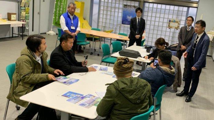 Wali Kota Pekanbaru Firdaus MTBerkunjung ke Jepang, Ini Agenda yang Dijalani
