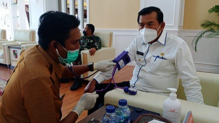 13 Kelurahan di Pekanbaru Masuk Zona Merah Covid-19, Walikota Firdaus Imbau Ibadah Ramadhan di Rumah