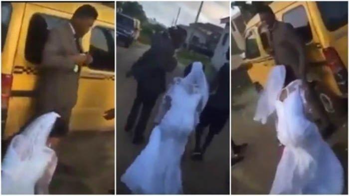 Wanita Ini Sujud Memohon Ampun Pada Calon Suami di Hari Pernikahan, Gara-gara Ketahuan Lakukan Ini