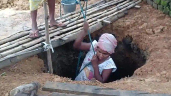 Gali Tanah untuk Sumur, Abdul Ghani Temukan Harta Karun, Namun Bikin Bulu Kuduknya Merinding, Aneh!
