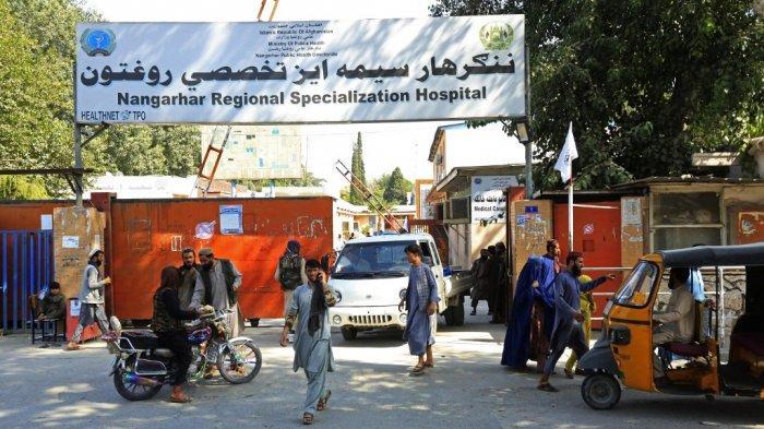 Warga Afganistan Dilarang ke Salon, Orang Taliban Malah Kepergok Pakai Kacamatan Hitam dan Sneaker