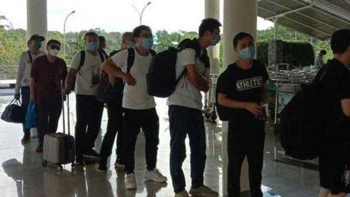 Warga China Lolos Masuk Indonesia