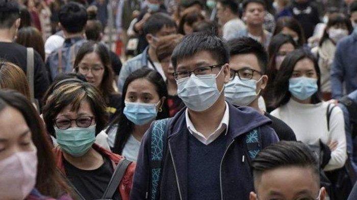 Virus Corona Mengganas di China,Masker Lebih Berharga Daripada Emas, Harganya Capai Rp1,6 Juta