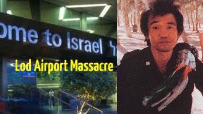 Tiga warga Jepang menyerang Israel
