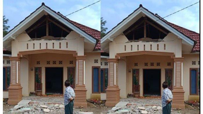 Korban Luka Gempa Solok Selatan Sumbar Jadi 48 Orang, Begini Kondisi Terkini Rumah Warga