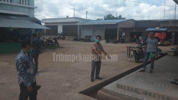 WARGA Meranti Resah Isu Pasar Ditutup Sementara DPRD Pelalawan Kompak Minta Pasar Kaget Ditutup