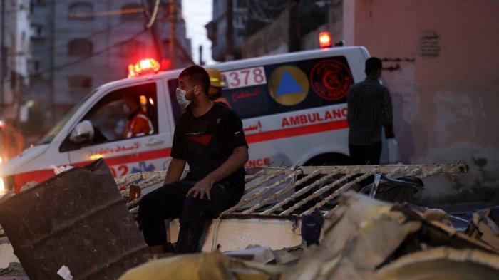 Bikin Sedih, Perang Israel-Palestina Telah Membunuh 15 Anak-anak Tak Berdosa