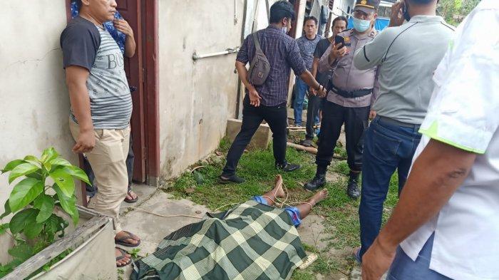 Diduga Kesetrum Listrik, Warga Pelalawan Asal Sumsel Ini Ditemukan Tewas di Rumahnya