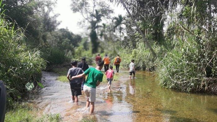 Ajaib,Warga Riau yang Hilang di Sumbar 23 Hari Lalu Ditemukan Selamat,Bertahan Hidup dengan Cara Ini