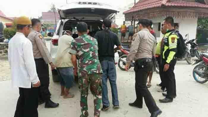 Setelah Hilang 3 Hari di Sungai Rokan Riau, Jasad Riko Akhirnya Ditemukan Warga