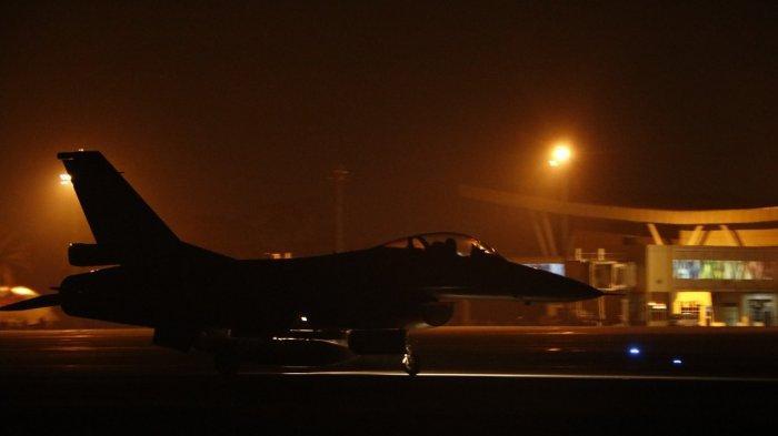 Warga Pekanbaru Jangan Kaget Dengar Jet Tempur Malam Hari, Ini Penjelasan Lanud RSN