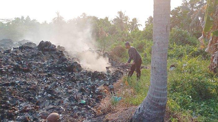 Hendra Putra Dilema dan Pasrah, Tanggapi Protes Warga Soal Pembakaran Sampah di TPA Gogok