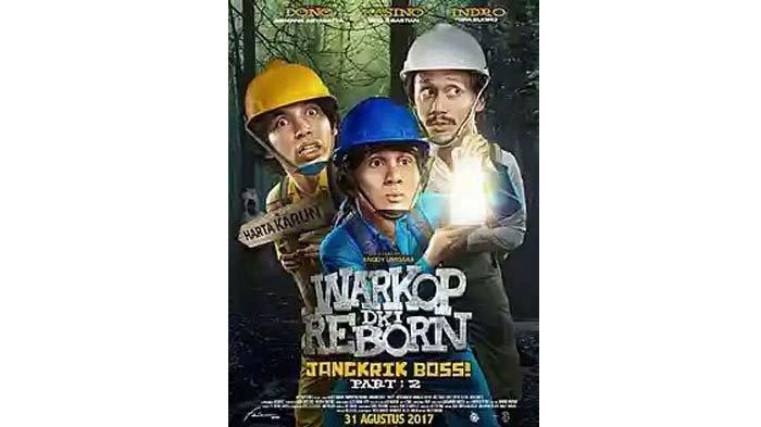 Warkop DKI Reborn : Jangkrik Boss Part 2