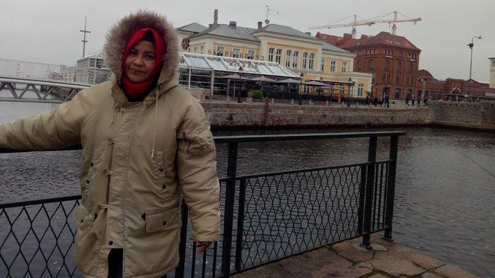 Suhu 0 Derajat Sambut Henny di Coppenhagen, Guru Peraih Prestasi Nasional Studi Banding ke Denmark