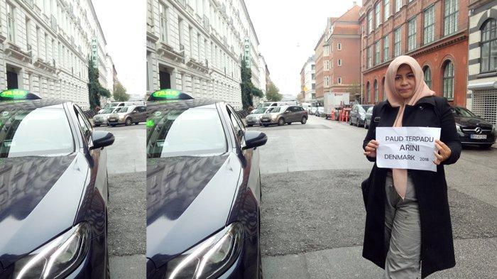 Warna-warni Dinding Paud Arini Jadi Saksi, Pengalaman Guru Berprestasi Nasional Belajar di Denmark