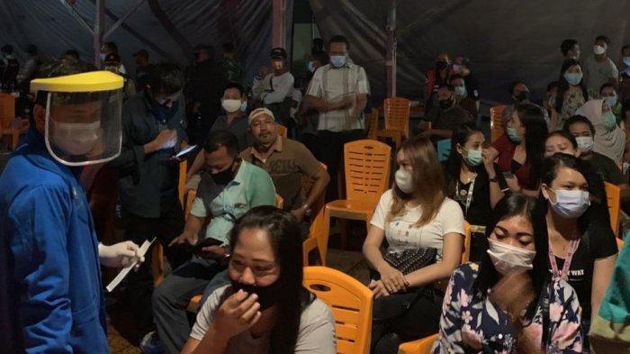 Waspada, Ada Pengunjung Tempat Hiburan Terindikasi Covid-19 di Pekanbaru