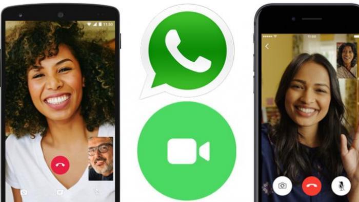 Kabar Gembira Bagi Pengguna WhatsApp, Video Call untuk 8 Orang Sudah Bisa Digunakan, Begini Caranya!