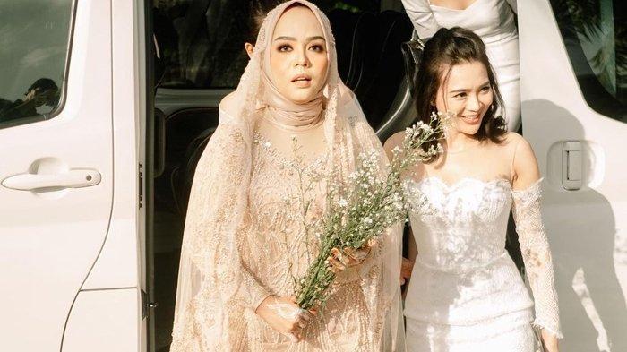 Wika Salim Jadi Bridesmaids, Bicara Soal Cinta, Ditanya Kapan Nyusul, Ada yang Nyeletuk Sugar Daddy