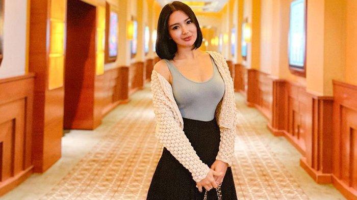 Wika Salim Pakai Tanktop di Bioskop, Eh Diajak Nikah Oleh Penggemar, Ini Jawabannya