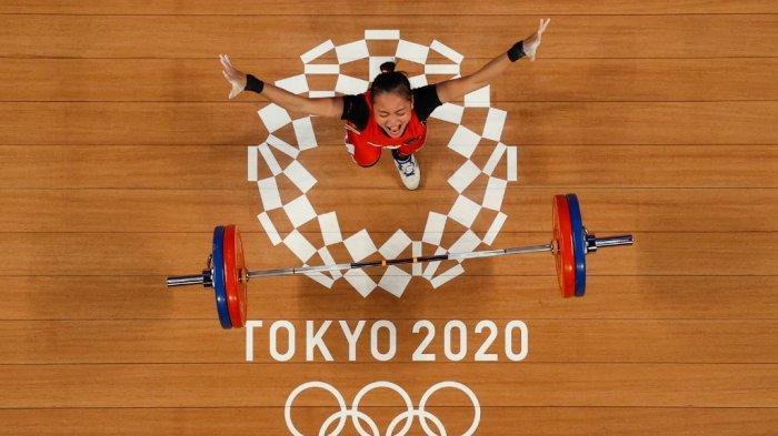 Atlet China Dicurigai Pakai Doping, Indonesia Berpeluang Tambah Perak di Olimpiade Tokyo 2020