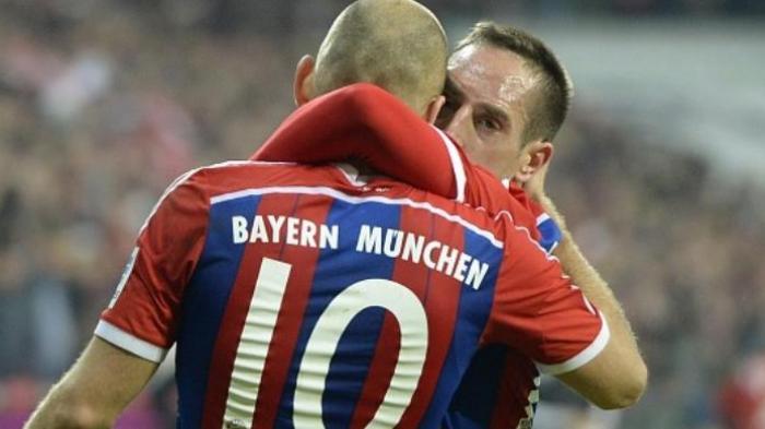 Transfer Musim Panas 2019: Ribery dan Robben Angkat Kaki dari Bayern Munchen, Ini Penggantinya