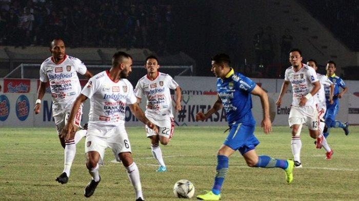 Inilah Sosok M Rashid yang Cetak 2 Gol Kemenangan Persib Bandung, Antarkan Maung Bandung ke Puncak