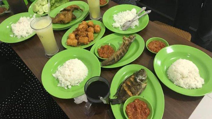 Wisata Kuliner di Pekanbaru, Nikmati Pecel Lele Enak di Pecel Lele Nusantara dengan Sambal Segar