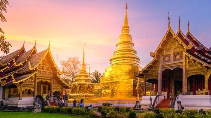 Kerusuhan di Thailand Tak Surutkan Minat Turis Asing Datang,Wisata Dibuka Sejak Tutup Akibat Corona