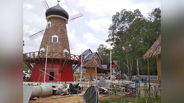 Wisata Edukasi Asia Farm di Pekanbaru, Seakan Berada di Eropa