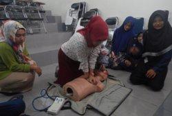 Empat Dokter Jadi Pembicara Workshop Kegawatdaruratan Medis TBM FK UR