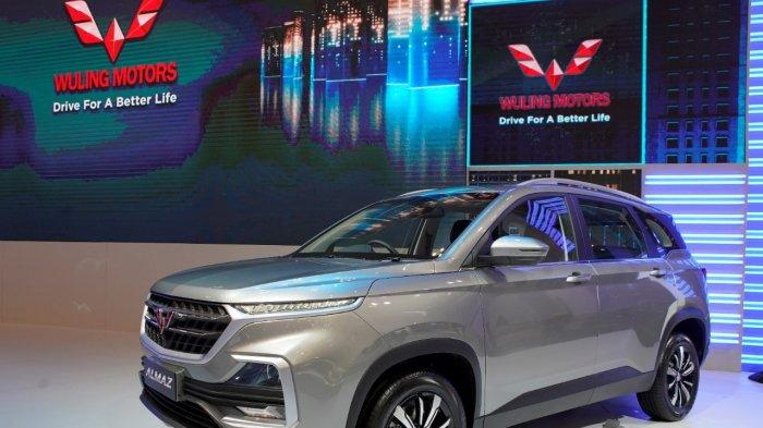 Dilego Mulai  Rp 276 Jutaan,Smart Technology SUV Wuling Hadirkan Beragam Fitur Modern pada Almaz