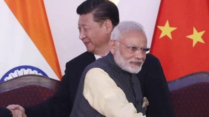 Xi Jinping Hanya Manis di Muka Narendra Modi Saja,Ternyata Ia Disebut Perencana Kekacauan Perbatasan