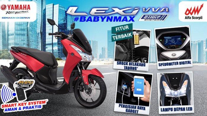 Yamaha Maxi Activation 2019 Gelar Lomba dan Pameran