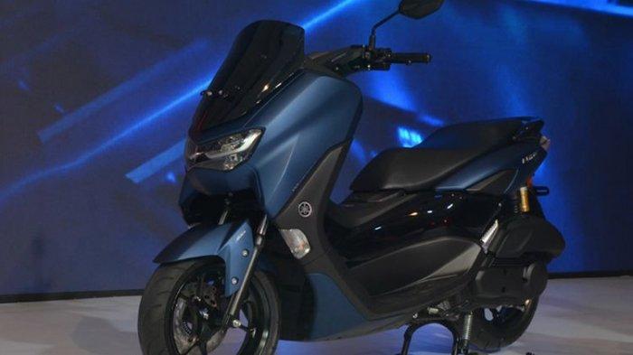 DAFTAR Harga Motor Yamaha Maxi Series Bulan September 2020: Nmax, Lexi, Aerox dan TMAX