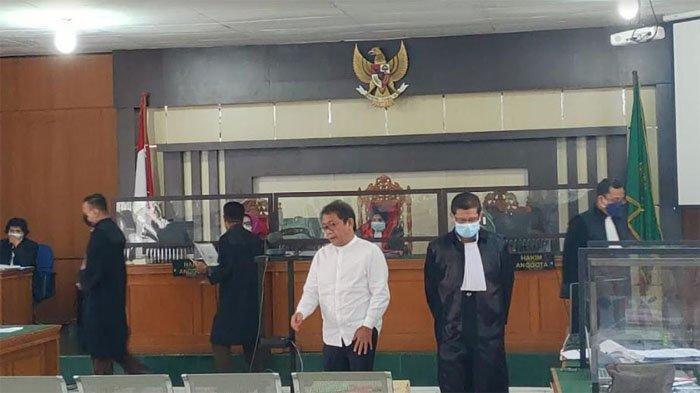 Dugaan Korupsi Bappeda Siak, Yan Prana Bantah Potongan 10 Persen Idenya : Sudah Ada Sebelum Saya
